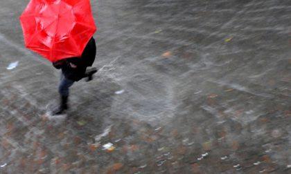 Allerta meteo del Comune: possibilità di forti precipitazioni con raffiche di vento