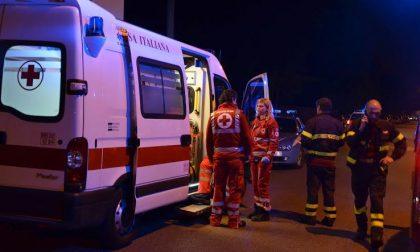 Maxi incidente: coinvolto anche un bambino di 8 anni SIRENE DI NOTTE
