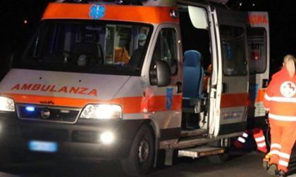 Schianto a Pianengo, feriti tre giovani