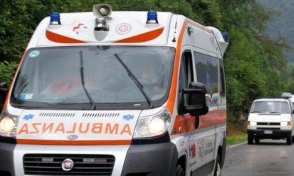 Autocisterna tampona mezzo agricolo sulla Giuseppina, due feriti