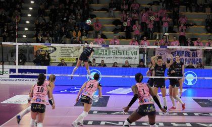 VBC Casalmaggiore sconfitta a Osimo