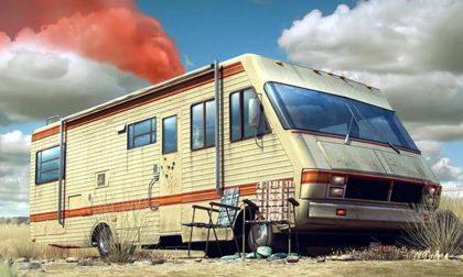 """Spaccia droga nel camper dove vive il """"Breaking bad"""" di Crema"""