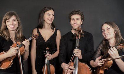 Quartetto Lyskamm a Casalmaggiore