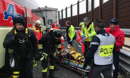 Grave incidente in A4 la circolazione verso Milano sarà complicata