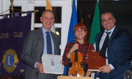 Lions club Crema Serenissima alla scoperta del violino