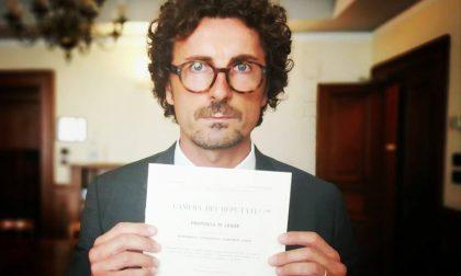 """Danilo Toninelli M5S tuona """"Ho restituito tutto"""""""