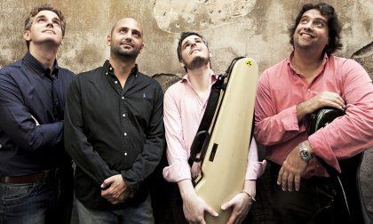 Quartetto di Cremona in concerto a Perugia