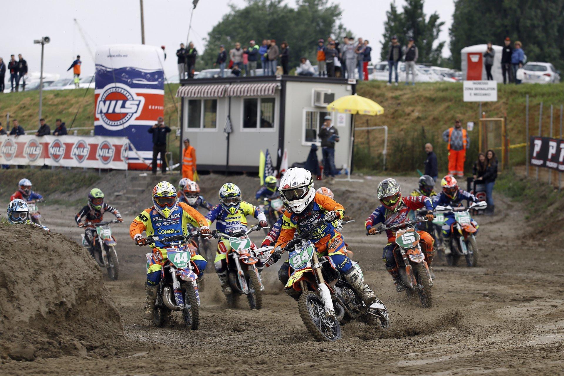 Junior Motocross Campionato italiano sabato e domenica a Cremona