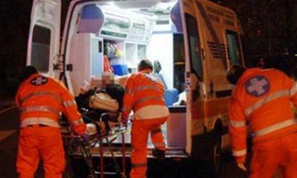 Incidente stradale e infortunio al centro sportivo SIRENE DI NOTTE