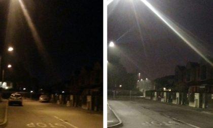Cremona nuova illuminazione: prima e dopo FOTO