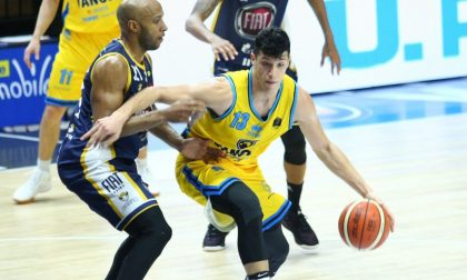 Lega A Basket Vanoli di nuovo vincente al Palaradi