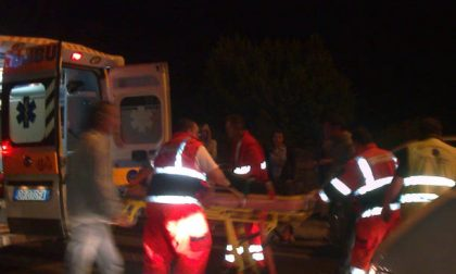 Evento violento a Cremona SIRENE DI NOTTE