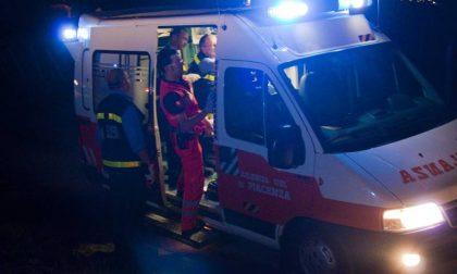 Incidente stradale coinvolto anche bambino di 3 anni SIRENE DI NOTTE
