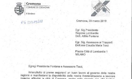 Caro Attilio ti scrivo, il sindaco Galimberti scrive a Fontana
