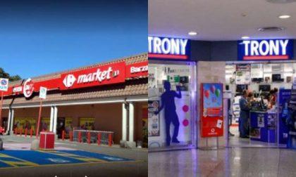 Carrefour Tavoli Da Esterno.Crisi Trony Carrefour Cisl Lombardia Preoccupazione Prima