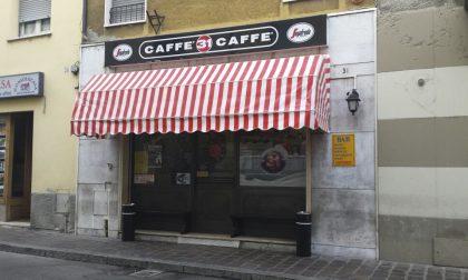 Denunciati per furto al bar Caffè 31
