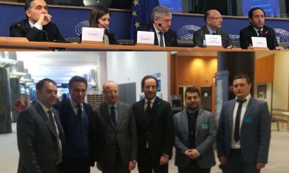 Giovani Industriali al Parlamento Europeo a Bruxelles