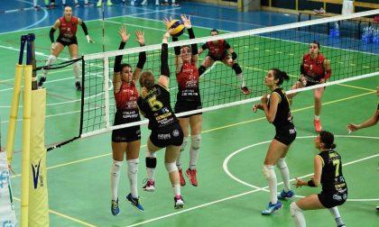 Volley B1 femminile girone A, l'Abo Offanengo torna al PalaCoim: c'è Garlasco