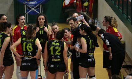 Volley B1 femminile all'Abo Offanengo non riesce l'impresa