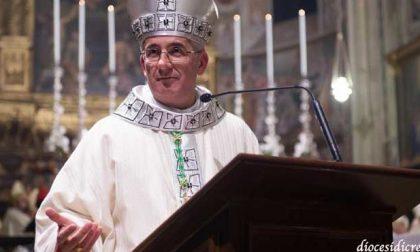 Natale 2019: gli Auguri del vescovo Antonio Napolioni