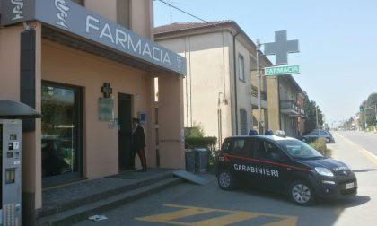 Rapina in farmacia, arrestato