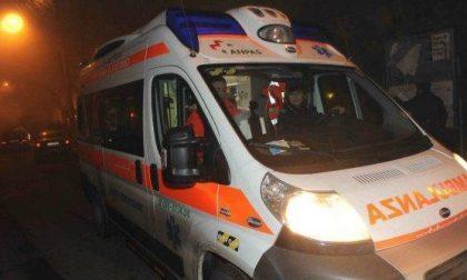 Incidente stradale a Bonemerse, grave un 27enne SIRENE DI NOTTE