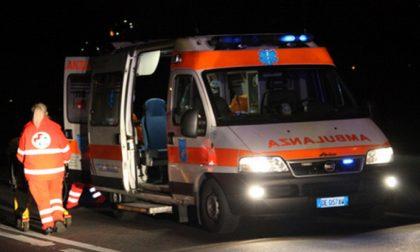 Incidente stradale a Bagnolo Cremasco, 4 feriti SIRENE DI NOTTE