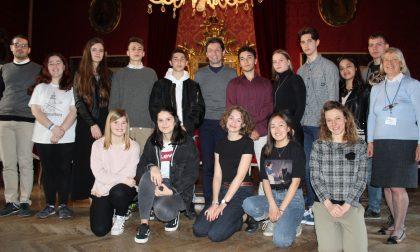 Intercultura giovani stranieri accolti in Comune