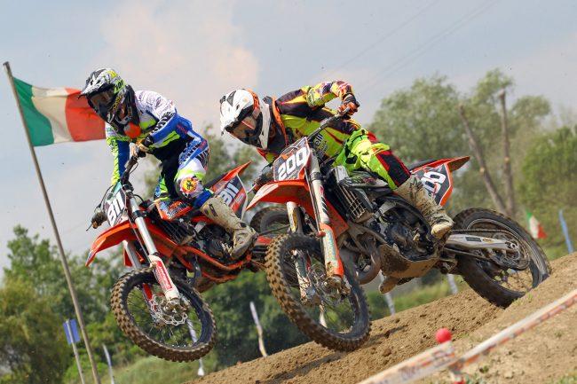 Campionato Regionale motocross terza prova a Cremona