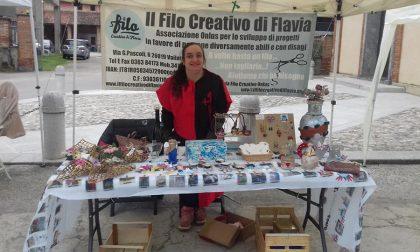 La tetraparesi non ferma Flavia, che raccoglie fondi per Norcia