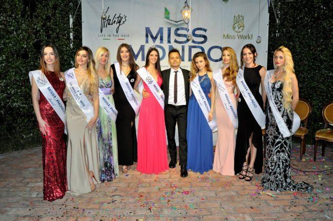 Miss Mondo Italia 2018 eletta la candidata lombarda FOTO