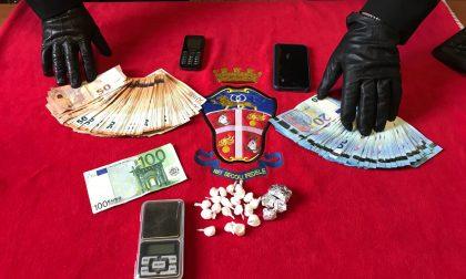 Arrestato pusher dello spaccio della cocaina