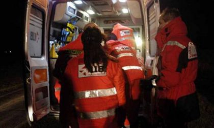 Rissa a Crema, 22enne in ospedale SIRENE DI NOTTE