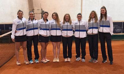 Serie C, le ragazze del Tennis club Crema in seconda fase