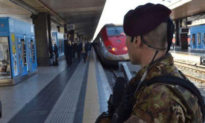 Ferroviere aggredito Lega invoca militarizzazioni dei treni