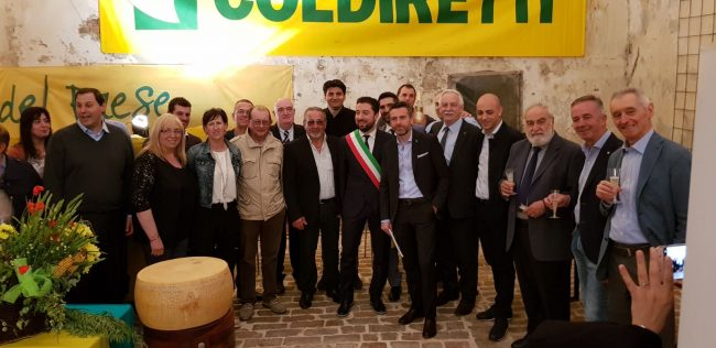 """Coldiretti Cremonaalla """"Tre giorni in piazza"""" di Pizzighettone"""