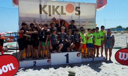 Cremona Rugby Under 12: Kiklos Summer Cup Beach Rugby FOTO