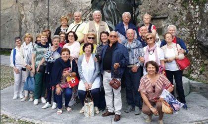In gita al Sacro Monte di Varese con l'ANCR di Casaletto Vaprio