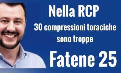 Salvini e vaccinazioni: meme, polemiche, supporter e la sfida di Burioni
