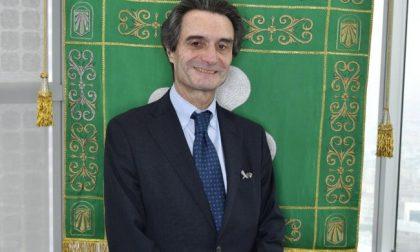 """Fontana a Brescia: """"La legge Delrio va cancellata"""""""