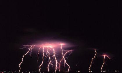 Meteo weekend, preallarme per temporali forti sulla Bassa