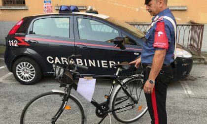Biciclette rubate, tre denunciati per ricettazione