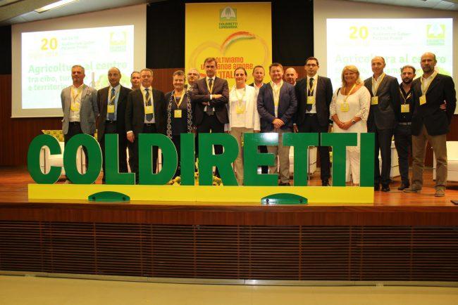 Conferme e novità ai vertici di Coldiretti Lombardia