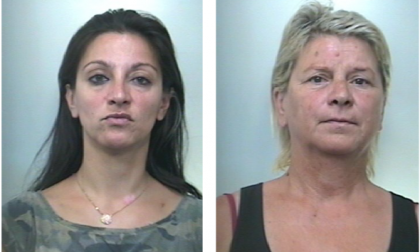 Arrestate due donne: specialiste in furti e raggiri agli anziani