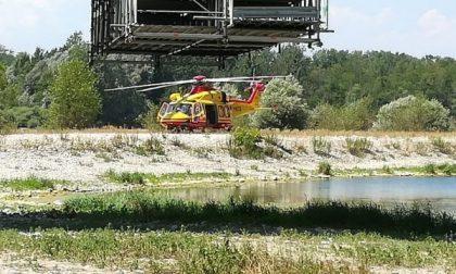 Tragedia nel Ticino: muore annegato per salvare figlia e nipote