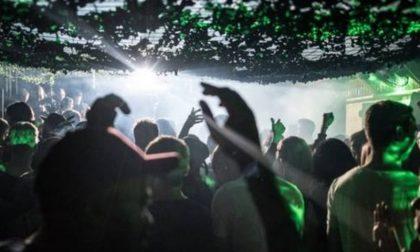 Rave party concluso, individuati oltre 600 partecipanti