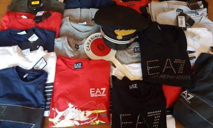 Ruba capi d'abbigliamento griffati per un valore di 2mila euro: arrestato minorenne