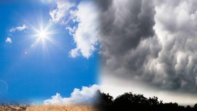Per Ferragosto temporali e grandine - La Voce di Rovigo
