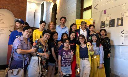 Turisti cinesi: oltre 400 a Ferragosto a Cremona