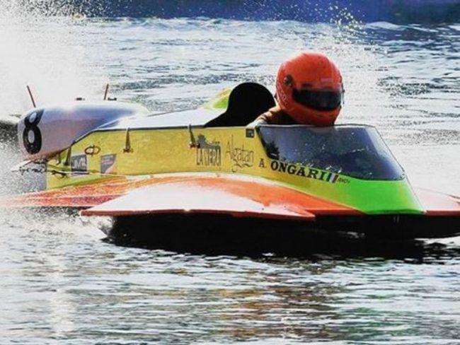 Motonautica Mondiale O.250, trionfo dei piloti italiani